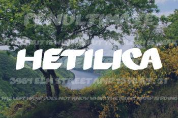 Hetilica Free Font