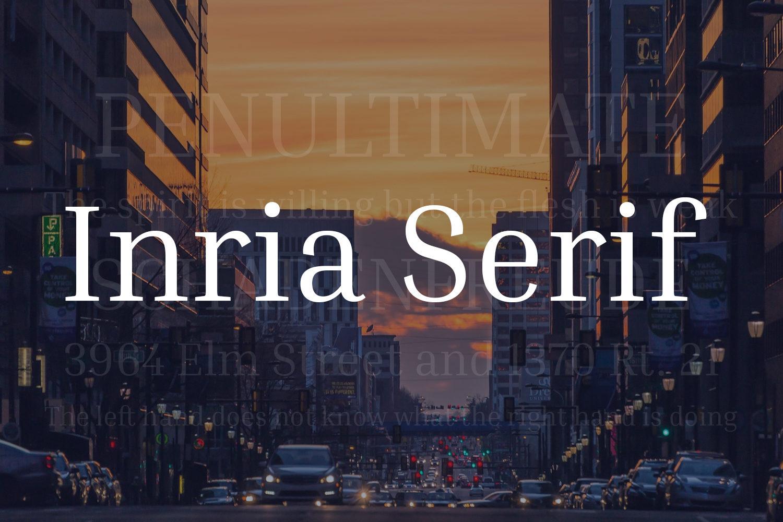 Inria Serif