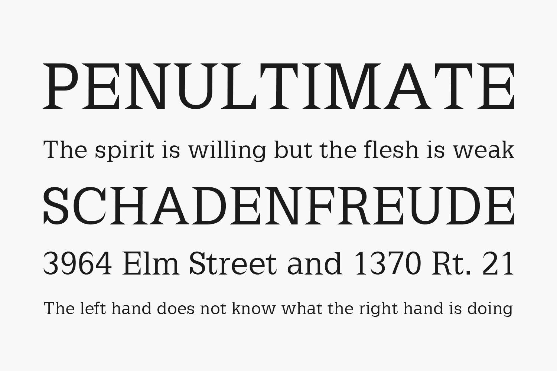 Latinia Free Font