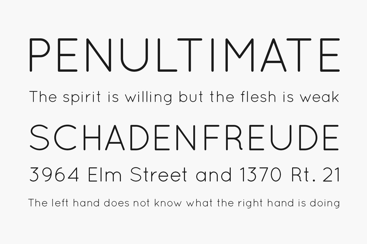 Quicksand Free Font Family