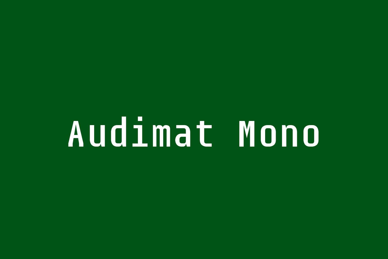 Audimat Mono