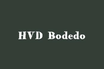HVD Bodedo