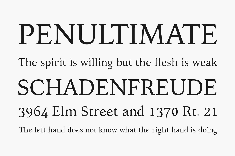 Kelvinch Free Font Family