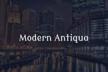 Modern Antiqua