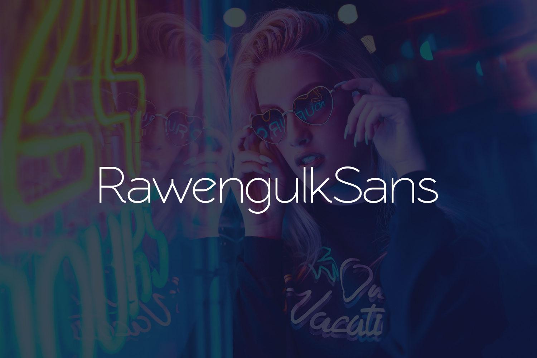 RawengulkSans