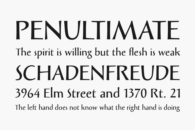 Solveig Free Font Family