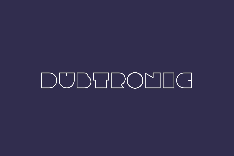 Dubtronic
