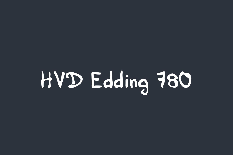 HVD Edding 780