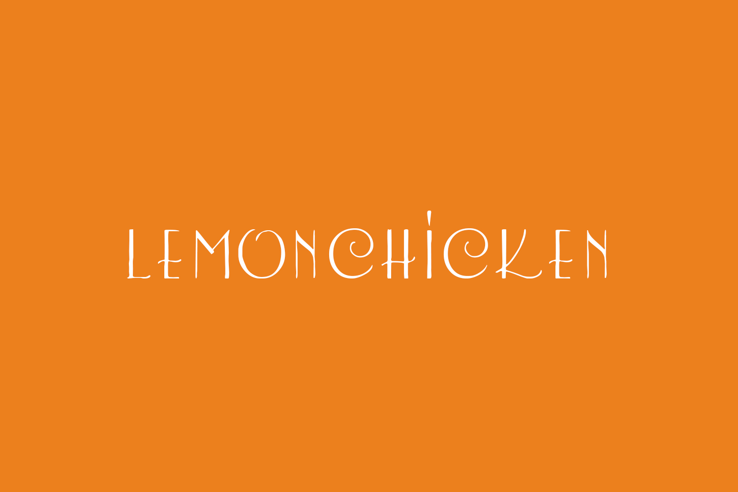 LemonChicken