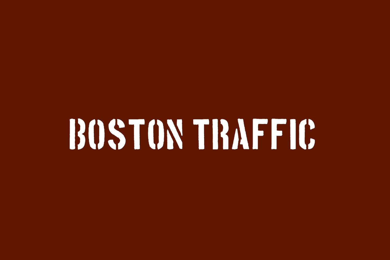 Boston Traffic