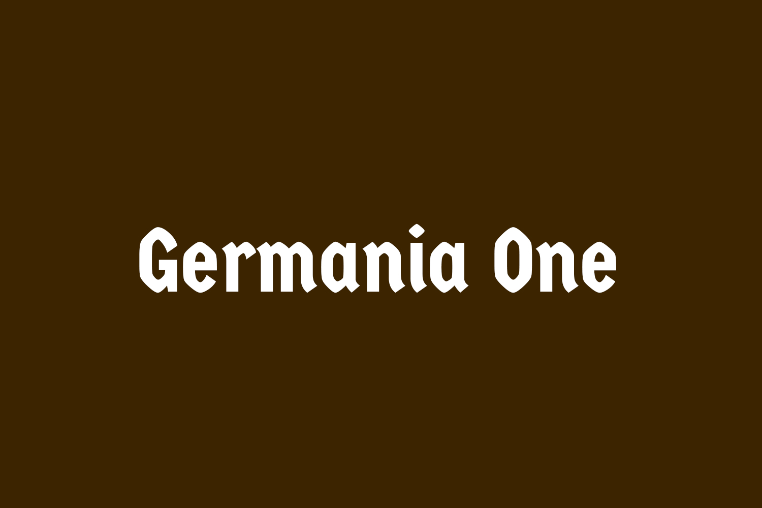 Germania One