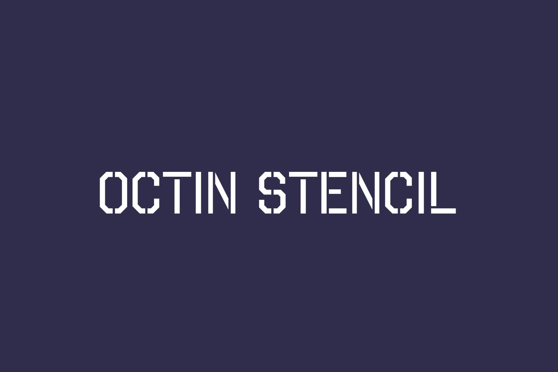 Octin Stencil