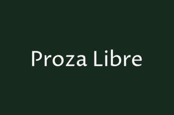 Proza Libre