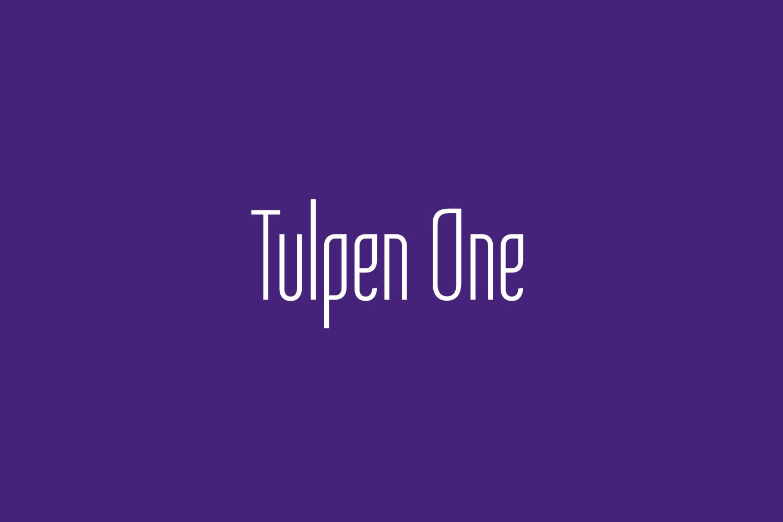 Tulpen One