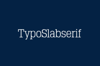TypoSlabserif