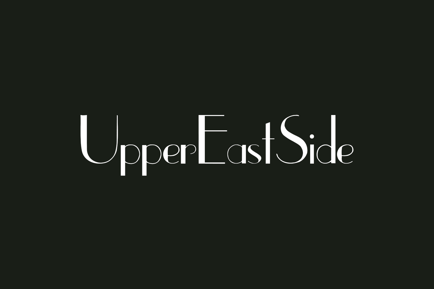 UpperEastSide