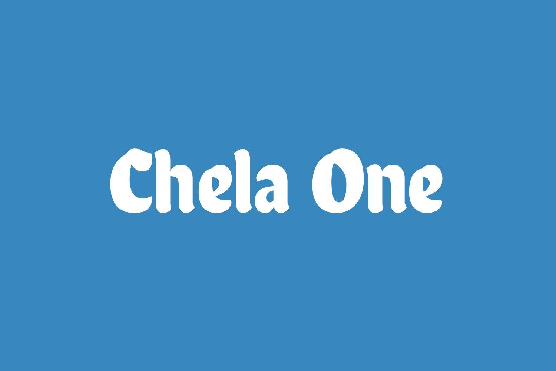 Chela One