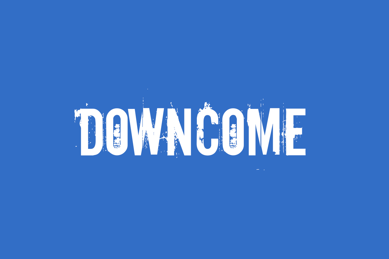 Downcome