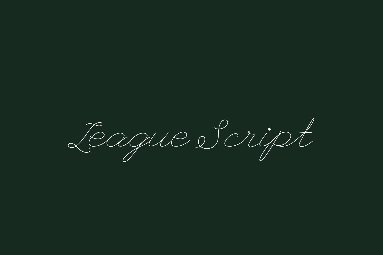 League Script
