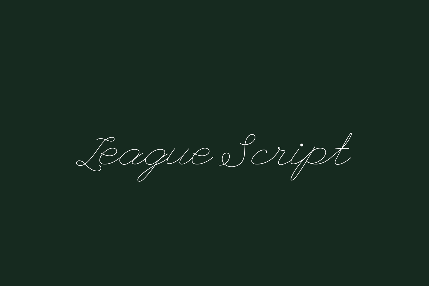 League Script