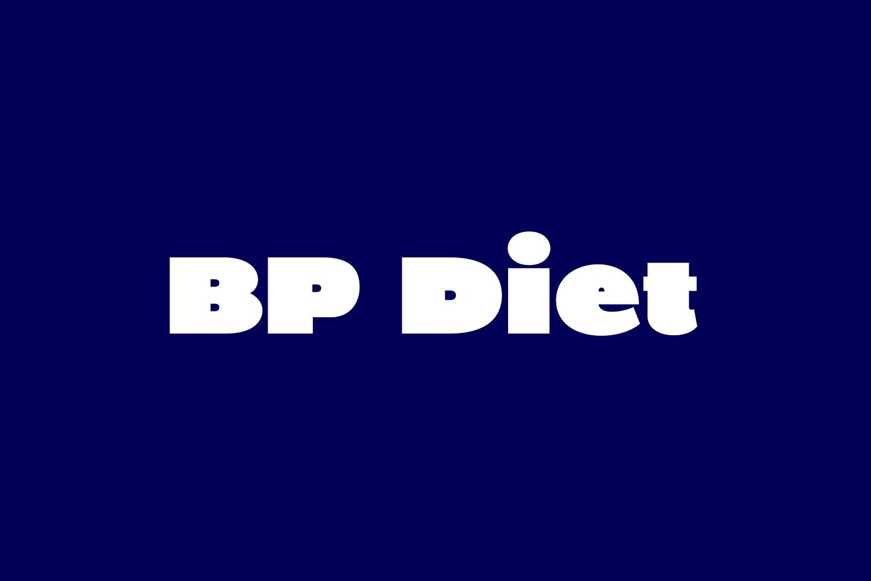 BP Diet