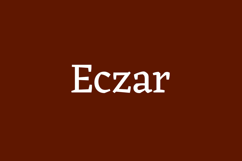 Eczar