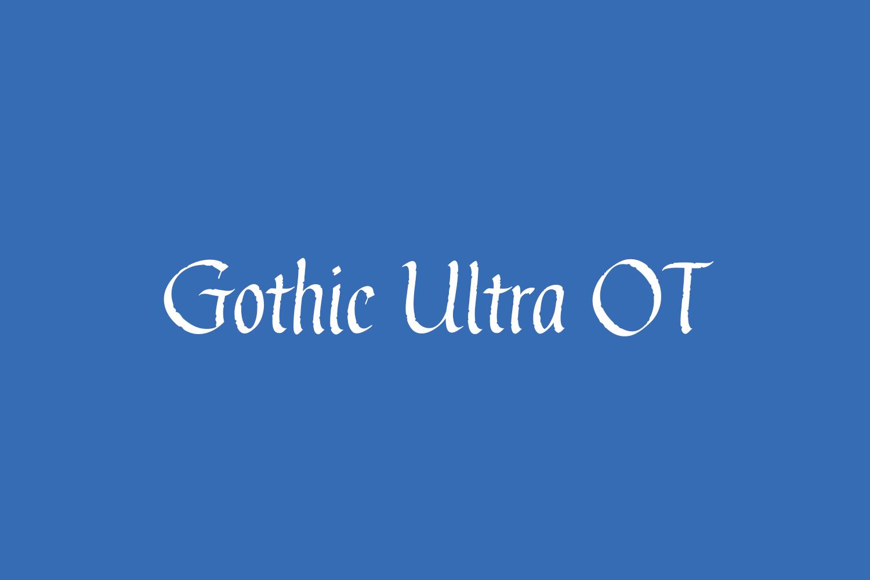 Gothic Ultra OT