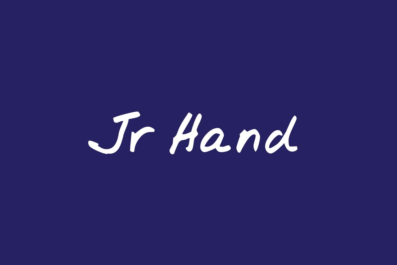 Jr Hand
