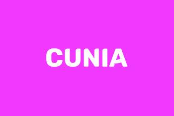 Cunia