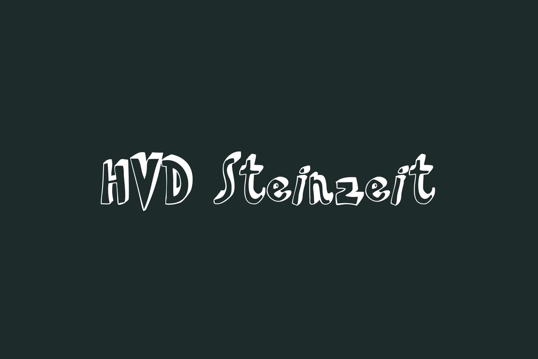 HVD Steinzeit