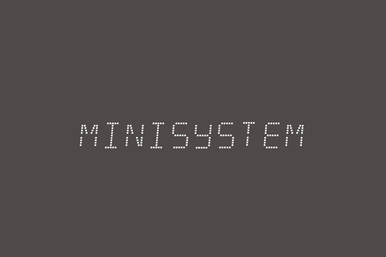 Minisystem
