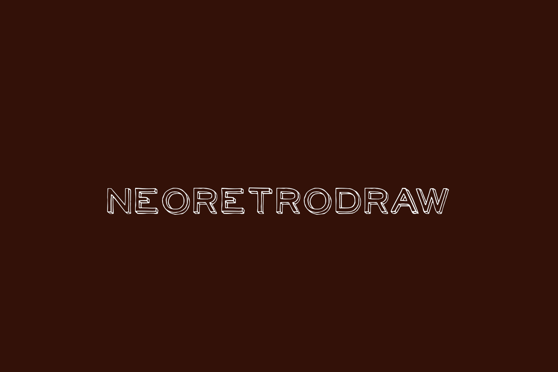 NeoRetroDraw