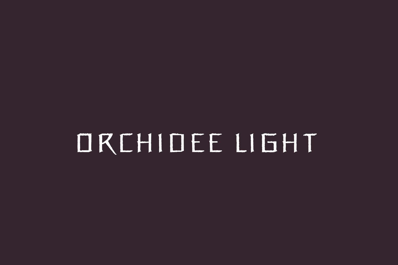 Orchidee Light