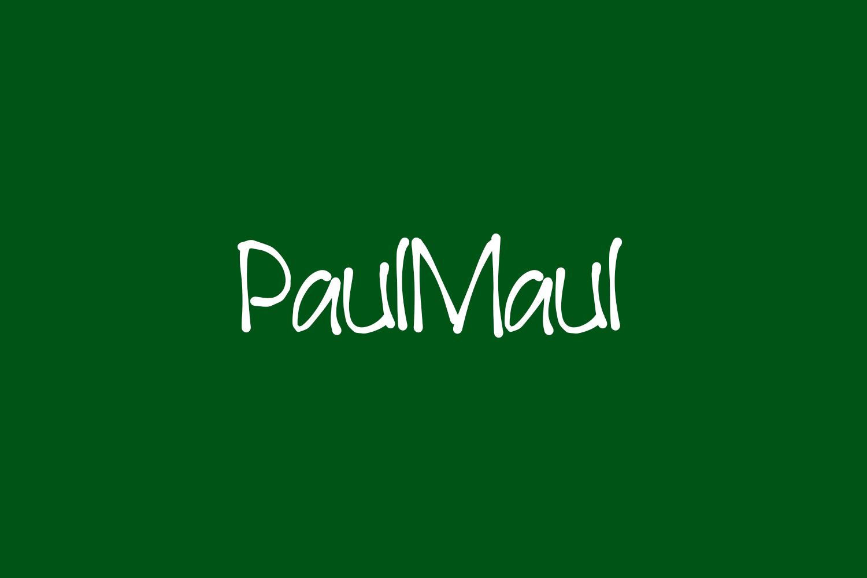 PaulMaul