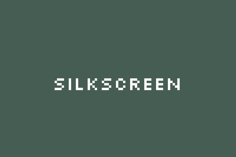 Silkscreen