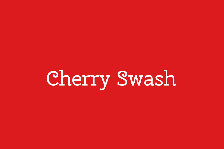 Cherry Swash