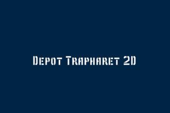 Depot Trapharet 2D