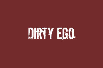 Dirty Ego