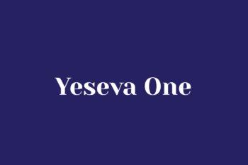 Yeseva One