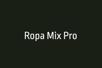 Ropa Mix Pro