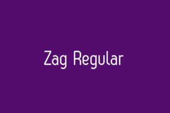 Zag Regular