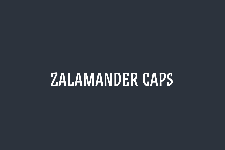 Zalamander Caps