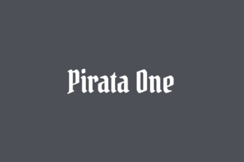 Pirata One