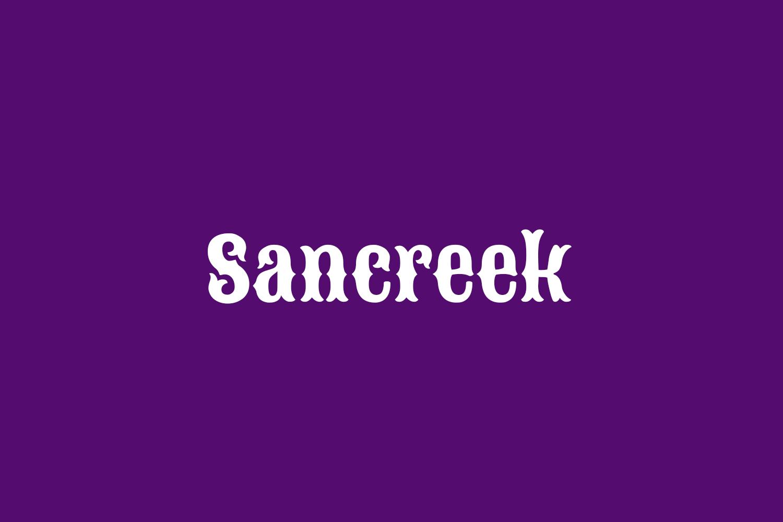 Sancreek