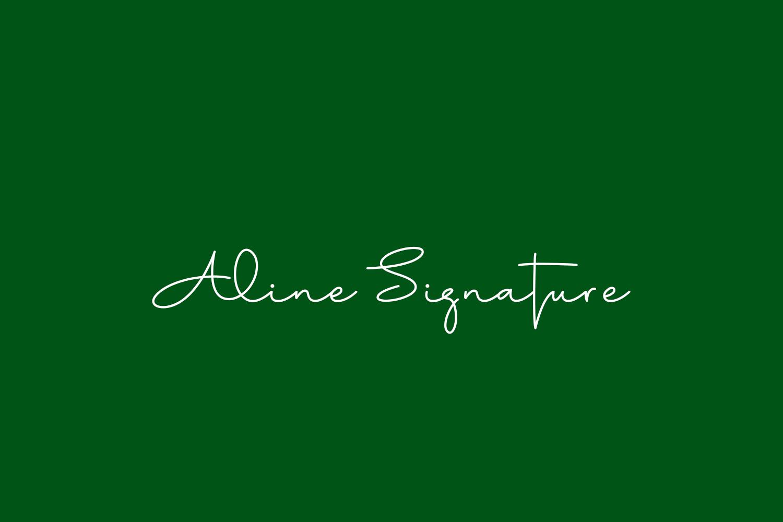 Aline Signature