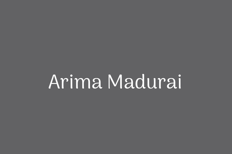 Arima Madurai