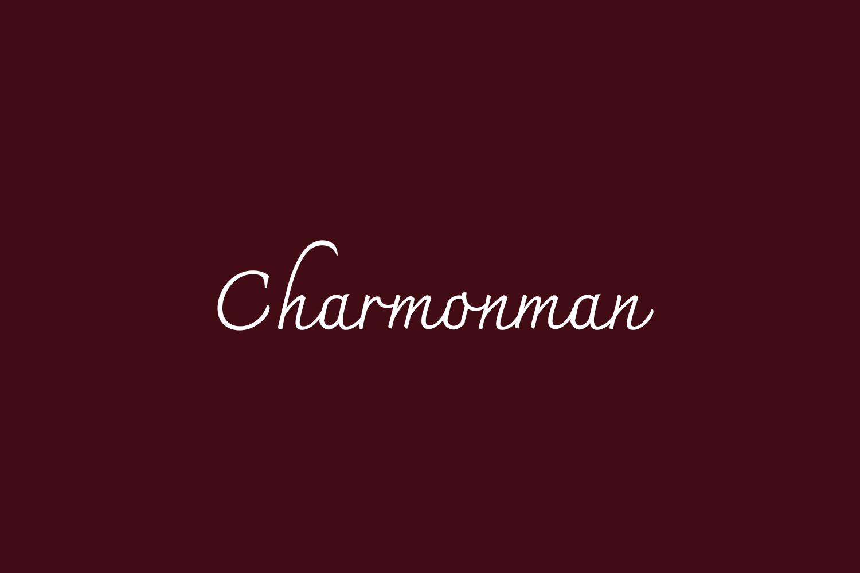 Charmonman