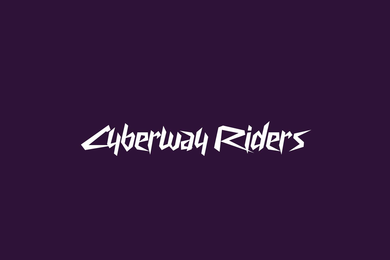 Cyberway Riders