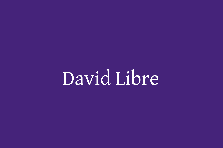 David Libre