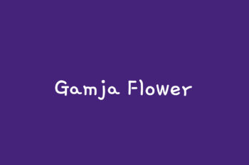 Gamja Flower